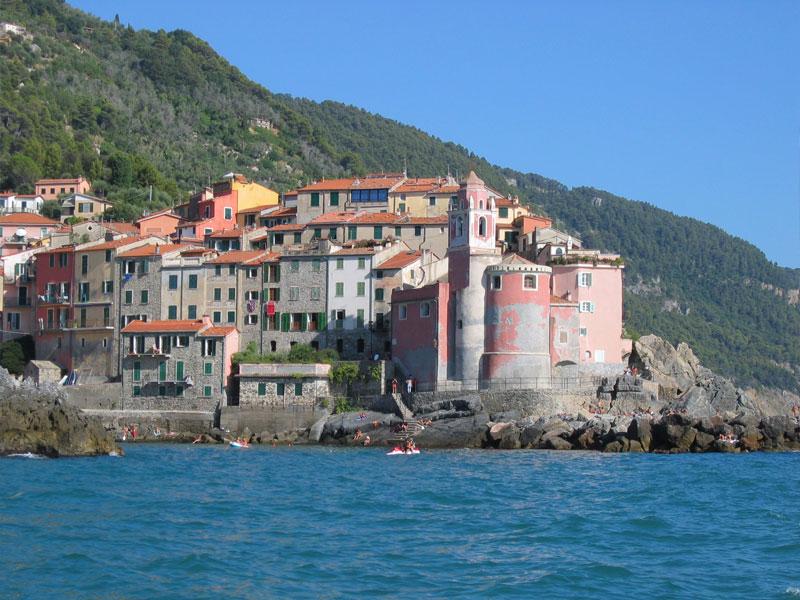 Tellaro - La Musa Guest House - Lerici - Italy