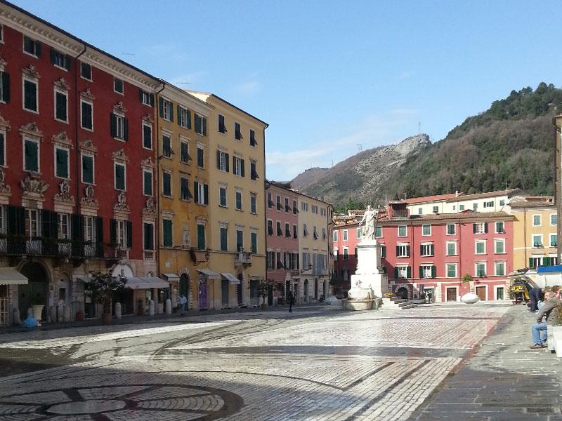 Carrara - La Musa Guest House - Lerici - Italy