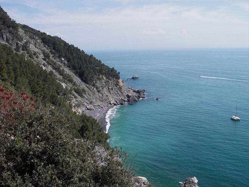 Punta Corvo - La Musa Guest House - Lerici - Italy