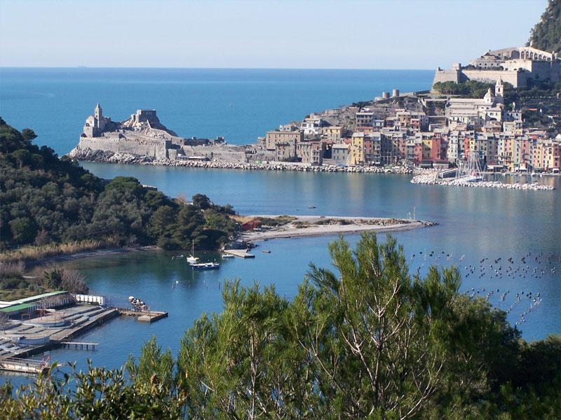 Portovenere - La Musa Guest House - Lerici - Italy