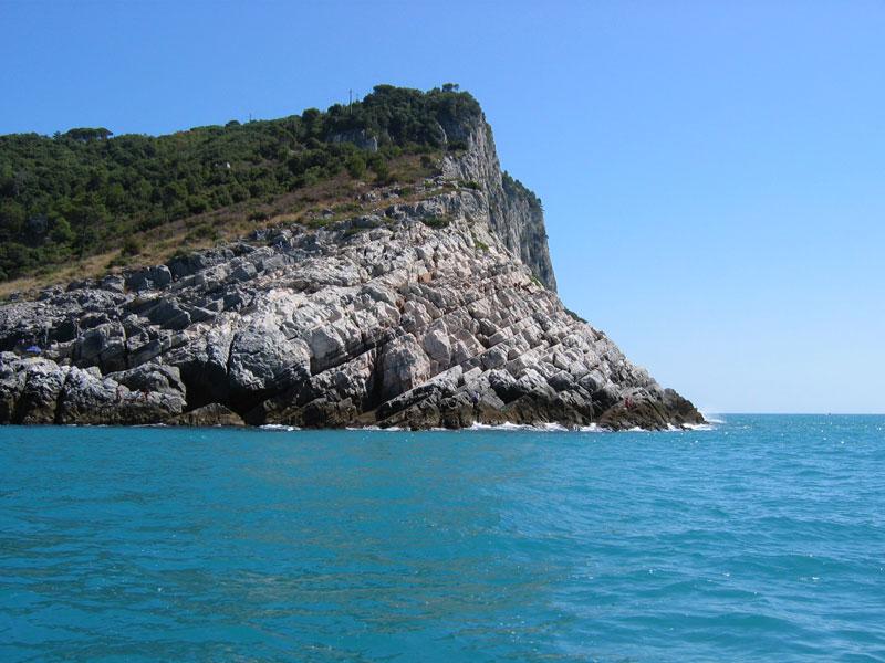 Palmaria - La Musa Guest House - Lerici - Italy