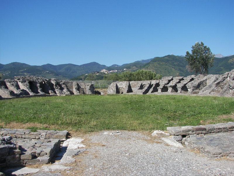 Anfiteatro - Luni - La Musa Guest House - Lerici - Italy
