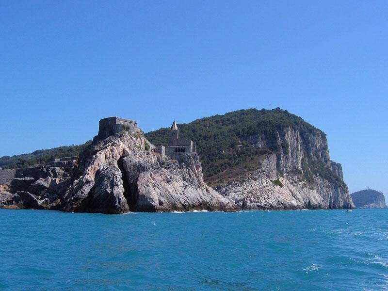 Palmaria - Portovenere - La Musa Guest House - Lerici - Italy