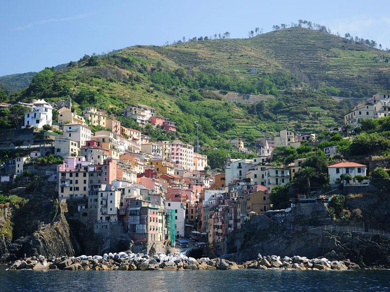 Cinque terre Riomaggiore - La Musa Guest House - Lerici - Italy