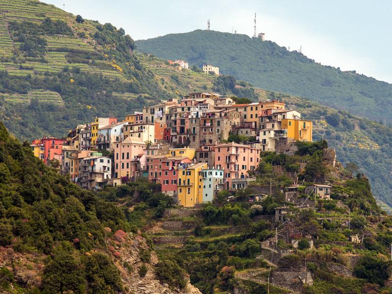 Cinque terre Corniglia - La Musa Guest House - Lerici - Italy