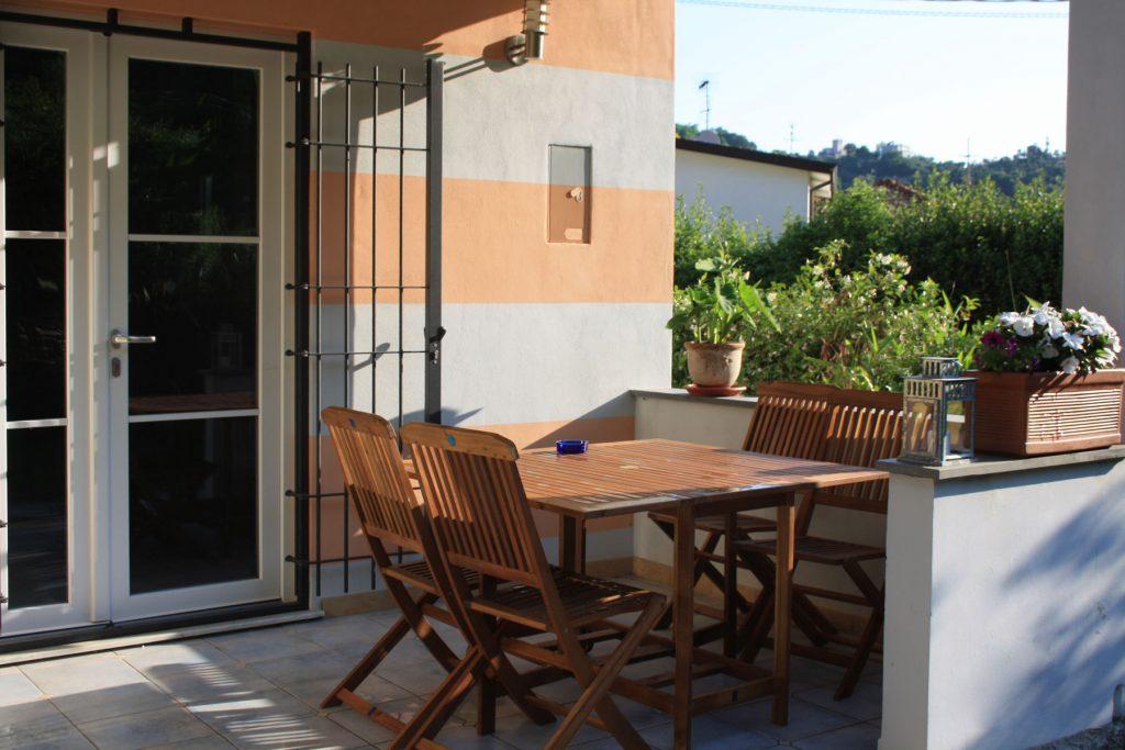 La musa resort lerici italy nettuno for Buiten patio model